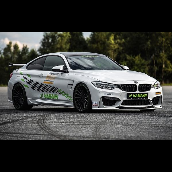 M4 Buatan Hamann Jadi BMW Tercepat di Jalanan