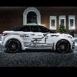 Hamann Motorsport Poles Range Rover Evoque Lebih Berotot