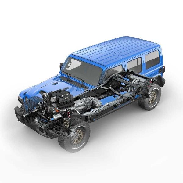 Harga Jeep Wrangler Rubicon 2021 Terungkap, Lebih Dari Ram TRX