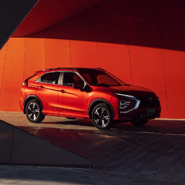 Harga Mitsubishi Eclipse Cross Facelifted 2021 Terungkap di Australia