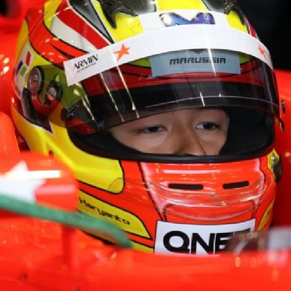 F1: Hari Ini Rio Coba Mobil Manor