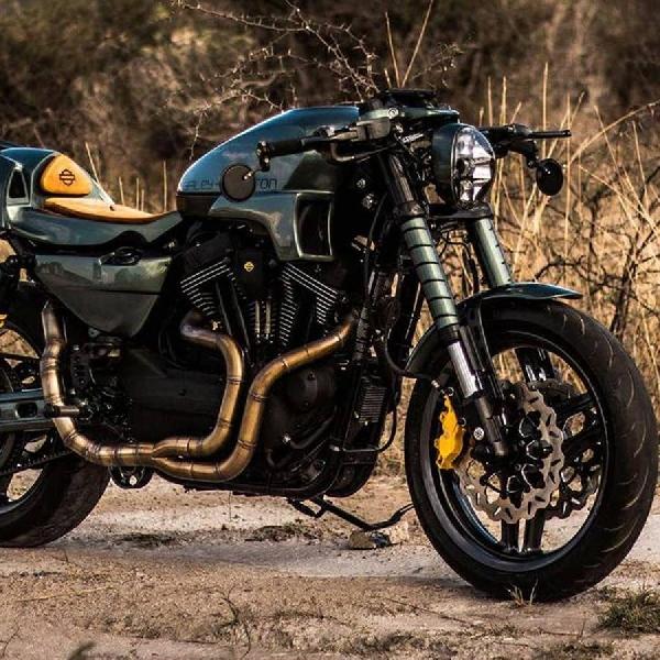 Melirik Apex Predator, Peraih Mahkota King of Kings Harley-Davidson