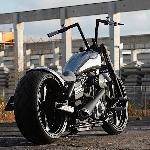 Harley-Davidson Dynamight, Si Metal Predator dari Jerman