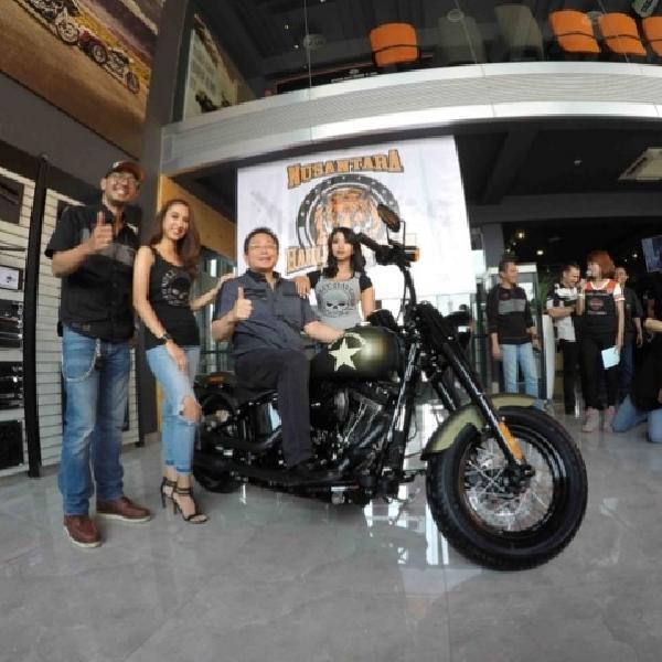Harley-Davidson Kembali Berbisnis di Indonesia