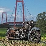 Harley-Davidson Knucklehead Project Hadirkan Kembali Motor Pra-1950-an yang Keren