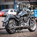 Karisma Deluxe Chrome Harley-Davidson La Montana