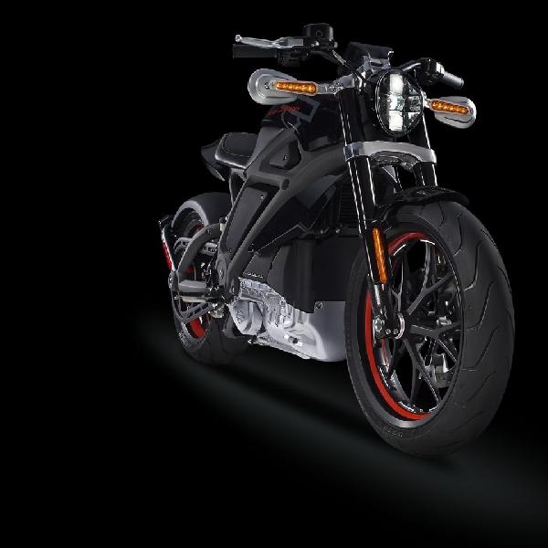 Harley Davidson Livewire Versi Terakhir yang Diproduksi di Kansas