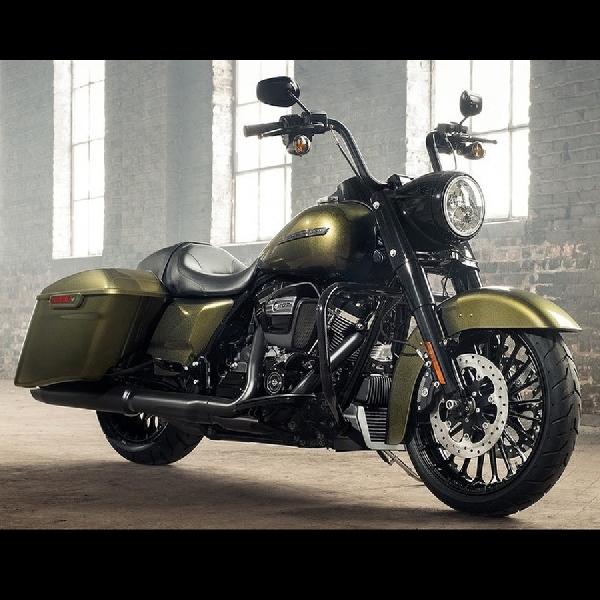 Harley Davidson Road King Hadir dengan Gaya Baru
