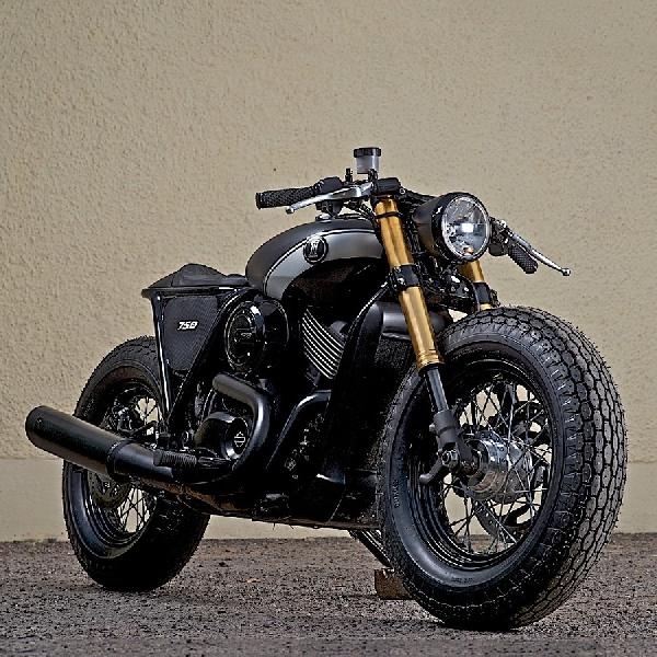 Harley-Davidson Street 750 Karya Rajputana, Motor Custom Keren Low Budget