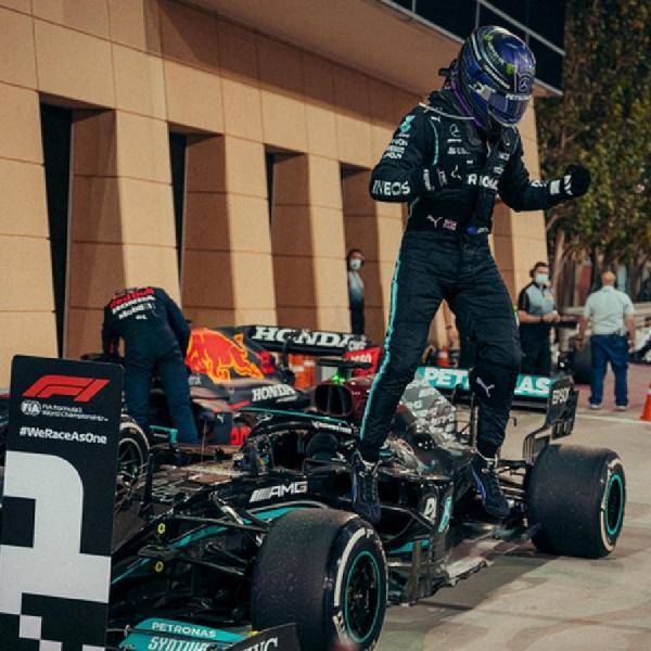 F1: Hasil Grand Prix F1 Bahrain 2021: Lewis Hamilton Masih yang Terbaik