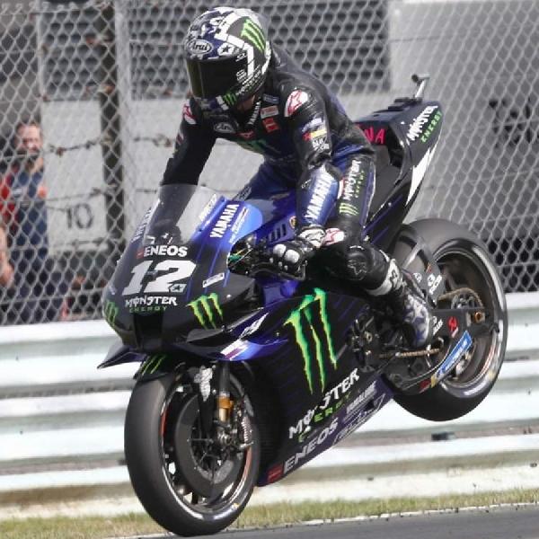 MotoGP: Hasil MotoGP Belanda 2021: Duo Yamaha Merajalela