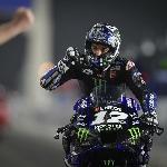 MotoGP: Hasil MotoGP Qatar 2021: Vinales Terdepan, Rossi Mengenaskan!