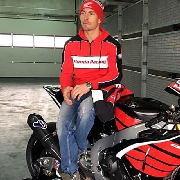 WSBK: Hayden Jalani Debutnya Bersama Honda CBR1000 di Aragon