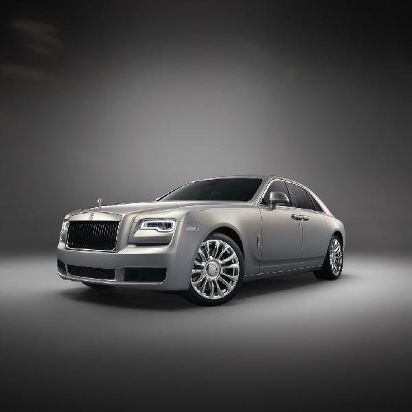 New Rolls-Royce Silver Ghost Untuk Mengenang Model Paling Iconic