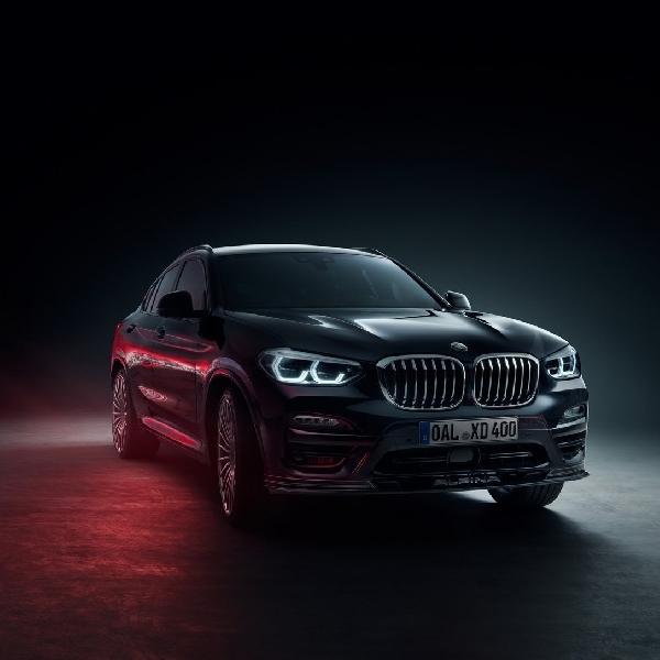 BMW Perkenakan SUV Seri Alpina yang Lebih Bertenaga