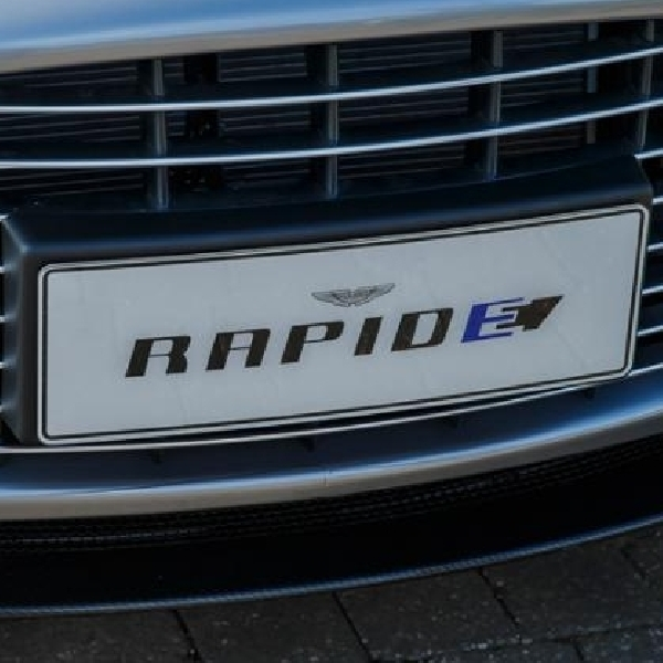 Baterai EV Aston Martin Berteknologi 800V