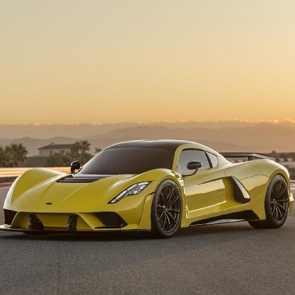 Hennessey Venom F5 Akan Tunjukkan Kebolehan di Ajang Monterey Car Week