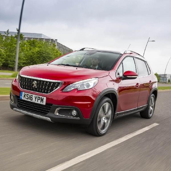 Peugeot SUV 2019: SUV yang Lebih Besar dan Ringan