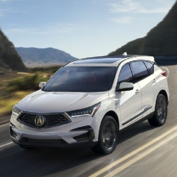Acura RDX 2019 Meraih Top Safety Pick+