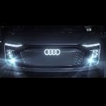 Konsep Headlight Audi Bikin Digital Matrix Light
