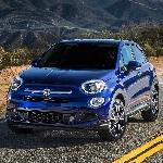 Begini Tampilan Teaser Fiat 500X 2019