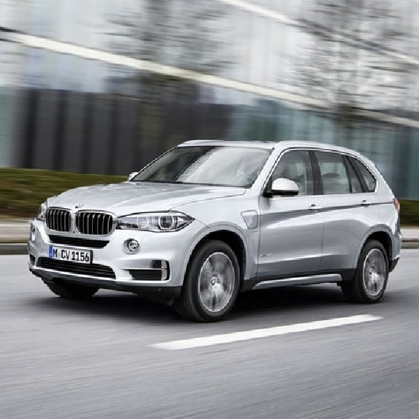 BMW Jepang Meluncurkan X5 Limited Edition