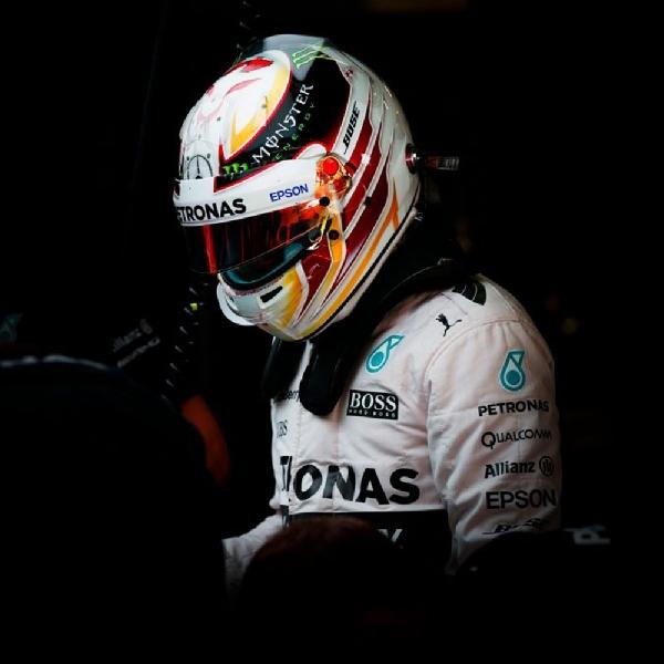 Standar Helm Formula 1 Berubah pada Musim Depan