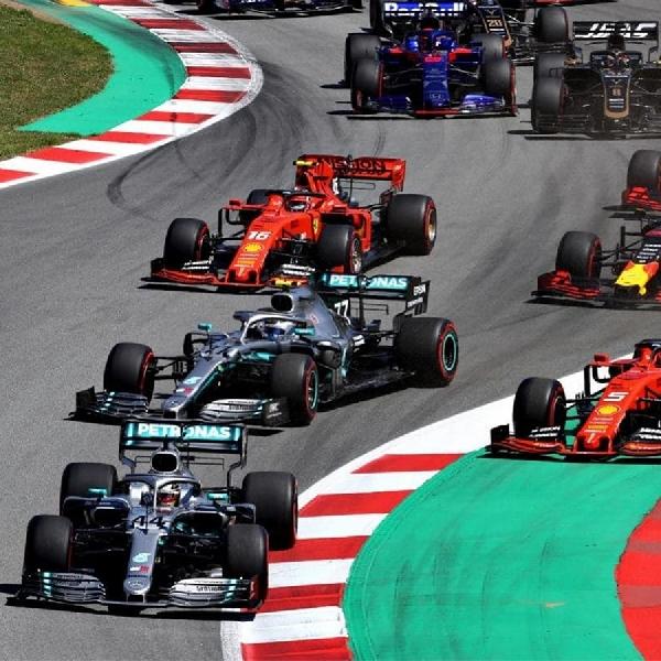F1: Honda akan Mengimbangi Mercedes dan Ferrari di Musim Depan