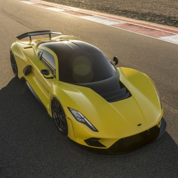 Venom F5, Penerus Venom GT Diklaim Top Speed-nya Mencapai  484 kph