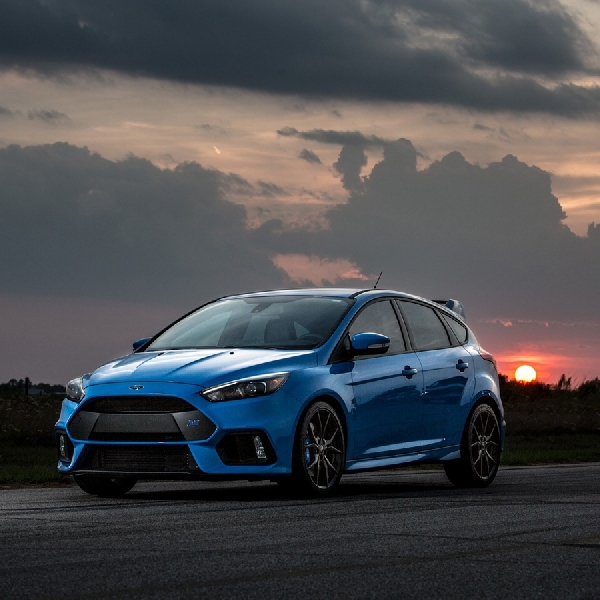 Hennessey Performance Suntik Performa Focus RS
