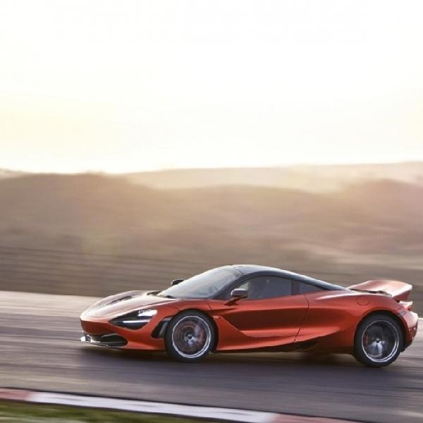 """Inilah Cara """"Hot Start"""" McLaren 720S"""