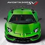 Menjelang Launching, Rincian Supercar Lamborghini Bocor ke Publik