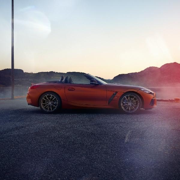 Tampilan BMW Z4 M40I Untuk Debutnya Di Pebble Beach