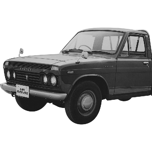 Dari Kendaraan Komersil Hingga Untuk Gaya, Kisah Perjalanan Toyota Hilux