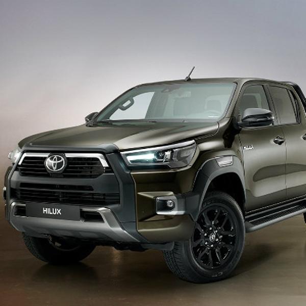 Melirik Kisah Perjalanan Toyota Hilux