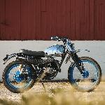 Blue Wombat, Modifikasi 'Dingin' Hodaka ala Analog Motorcyles