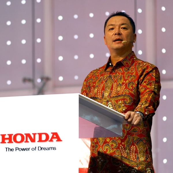 Honda Tampil Lebih Maksimal di GIIAS 2016