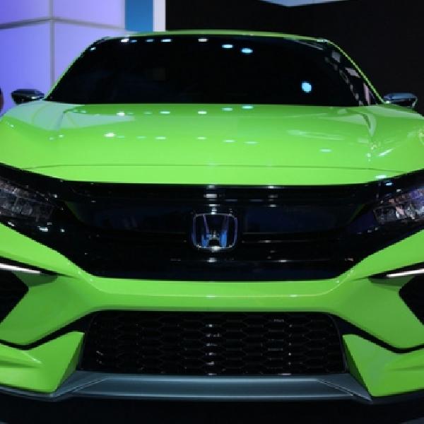 Honda akan Ungkap Civic Coupe 2 Pintu November 2015