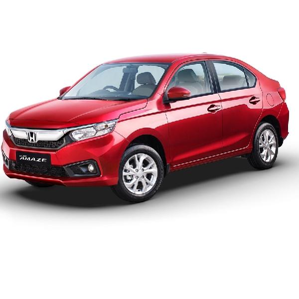 All New Honda Amaze, Sedan Premium Untuk Market India