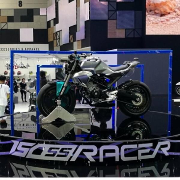 Honda Boyong Motor Futuristik di Bangkok Motor Show 2017