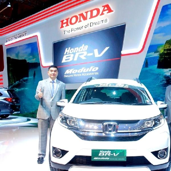 Paket Modifikasi Honda BR-V Modulo