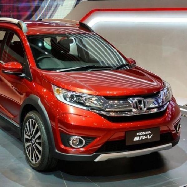 Honda BR-V Prototype Singgah Kota Padang dan Malang