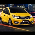 Usai Rajai City Car, Honda Rilis Brio RS The Urbanite  Edition
