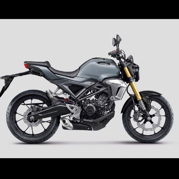 Honda CB 150R ExMotion Hadir dengan Pilihan Custom