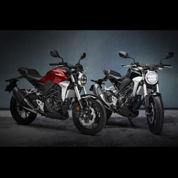 New Honda CB300R Bergaya Neo Sports Cafe Meluncur di Amerika Serikat Bulan Juli