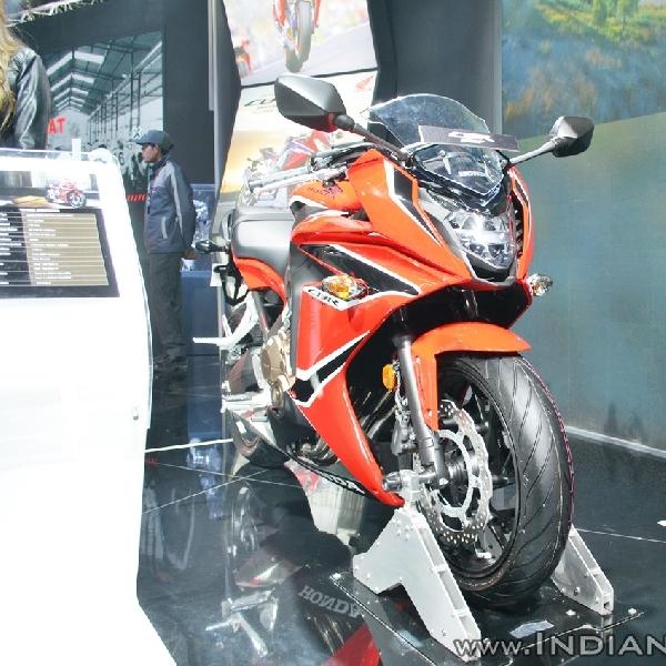 Honda CBR650F Mejeng dengan Warna Baru