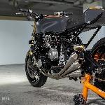 Honda Cbx1000 Kompsisi Terbaik dari Tom Gilroy dan Built Moto
