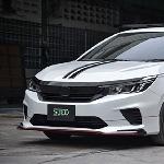 Honda City 2021 Tampil dengan Body Kit Seed Sport di Thailand