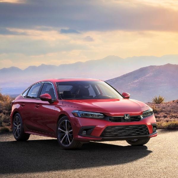 Honda Civic 2022 Terungkap, Ini Wujudnya
