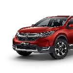 Honda CR-V dan Honda Civic Diesel Mejeng di Auto Expo 2018